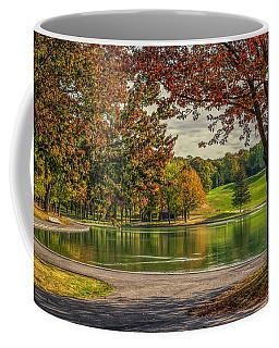 Fall In Montreal Coffee Mug
