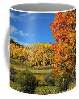 Fall In The Elks Coffee Mug