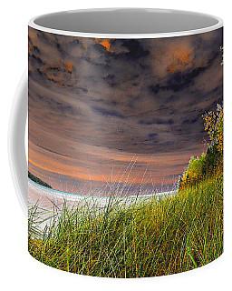 Fall On Lake Superior Coffee Mug