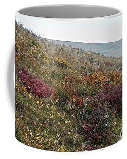 Coffee Mug featuring the photograph Fall Palette by Ann E Robson