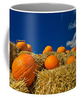 Fall Pumpkins Coffee Mug