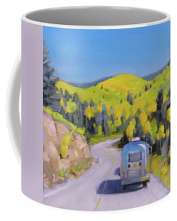 Fall Road Trip Coffee Mug