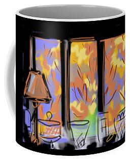 Fall Windows Coffee Mug