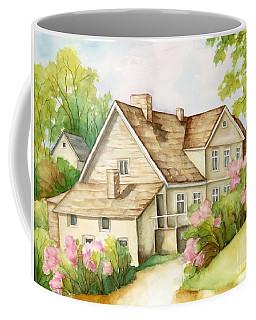 Family House Coffee Mug