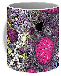 Fantasy World Red Modern Art Coffee Mug