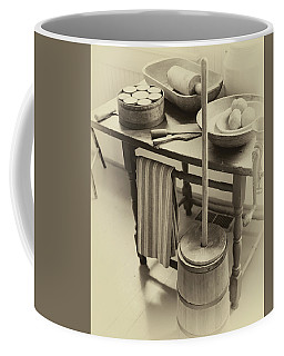 Farmhouse Butter Churn Coffee Mug