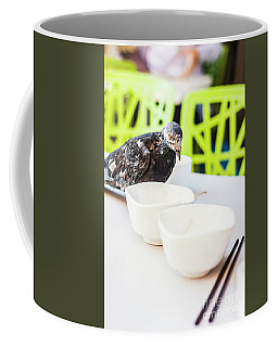 Fast Food Asian Pigeon Coffee Mug