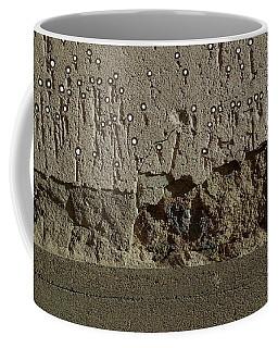 Coffee Mug featuring the digital art Fat Animal by Attila Meszlenyi