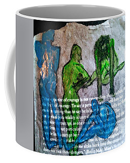 Fear Of The Inexplicable Coffee Mug
