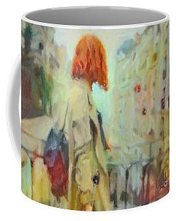 Feel The Rain Coffee Mug