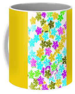 Festive Flakes Coffee Mug