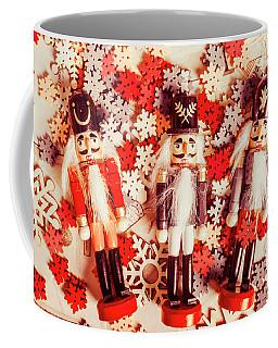 Festive Forces Coffee Mug