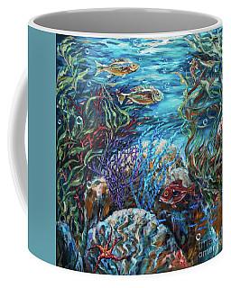 Festive Reef Coffee Mug