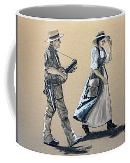 Fiddler's Daughter Coffee Mug