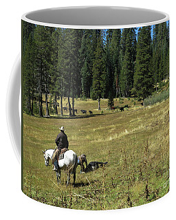 Field Doctoring Coffee Mug