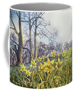 Field Of Hope At Burton Agnes Coffee Mug