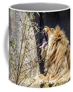 Fierce Yawn Coffee Mug