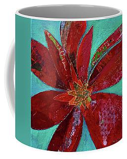 Fiery Bromeliad I Coffee Mug