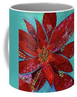 Fiery Bromeliad II Coffee Mug