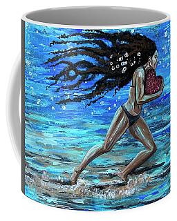 Fight The Fine Fight Of The Faith Coffee Mug
