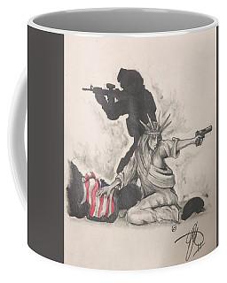 Fighting For Liberty  Coffee Mug