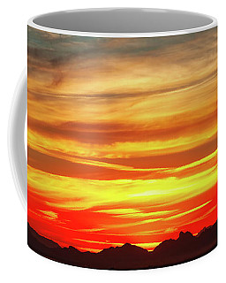 Coffee Mug featuring the photograph Final Glimpses by Rick Furmanek