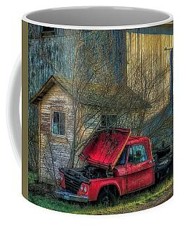 Final Resting Place Coffee Mug