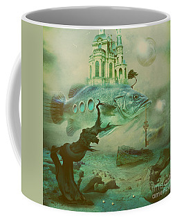 Finding Captain Nemo Coffee Mug