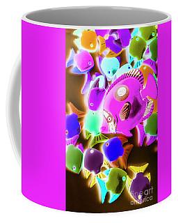 Finding Neon Coffee Mug