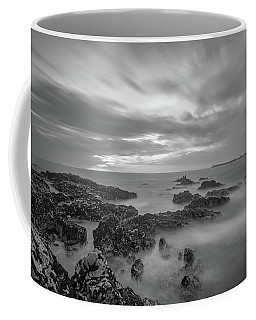 Coffee Mug featuring the photograph Fine Art Of The Sea by Bruno Rosa