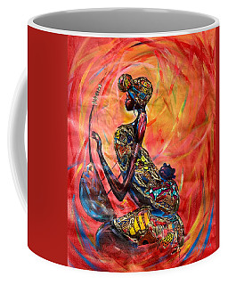 Fire Music Coffee Mug