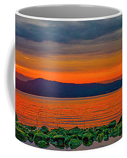 Fire Rock Coffee Mug