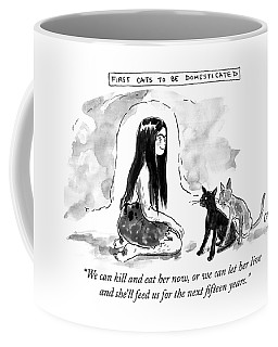 First Cats To Be Domesticated Coffee Mug