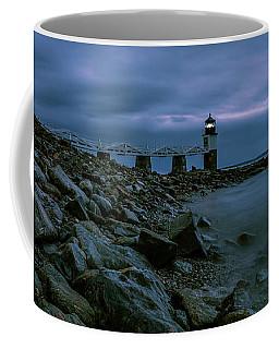 First Light - Marshall Point Panorama Coffee Mug