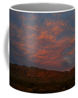 First Light Over Texas 3 Coffee Mug