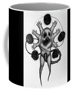 Firstborn Of The Nursery Wing - Artwork Coffee Mug