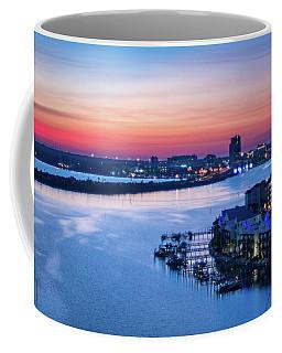 Firstlight Over Clearwater Coffee Mug
