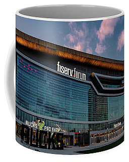 Fiserv.forum Coffee Mug