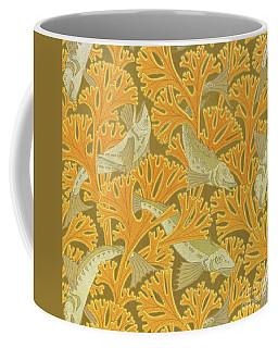 Fish And Seaweed Coffee Mug