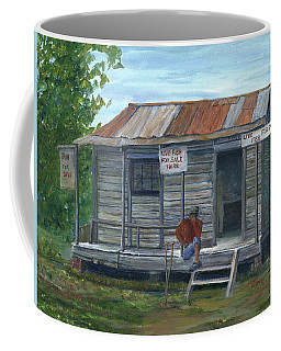 Fish Store, Natchitoches Parish, Louisiana Coffee Mug