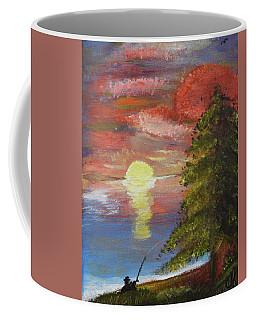 Fisherman's Paradise Coffee Mug