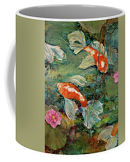 Fishy Tales Coffee Mug