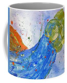 Fist Of Steel Coffee Mug