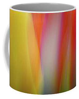 Coffee Mug featuring the photograph Flame by Michael Hubley