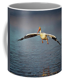 Flaps Down Coffee Mug