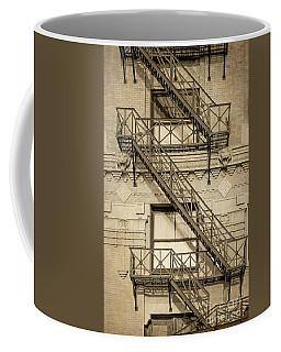 Flatiron Fire Escape   Coffee Mug