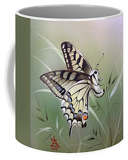 Fleeting Beauty.  Swallowtail Coffee Mug