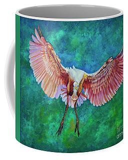 Fledgling Flight Coffee Mug