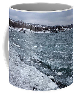 Floating Ice Coffee Mug