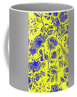 Flora And Foliage Coffee Mug